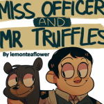 Mountie\'s encounter with bear cub inspires web comic
