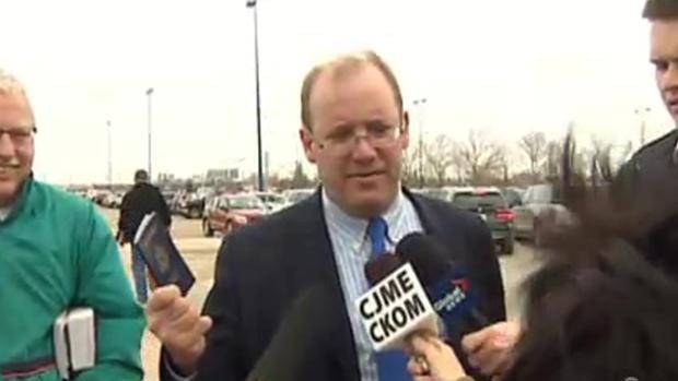 Peter LaBarbera, anti-gay U.S. activist, allowed into Canada